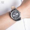 Đồng hồ Citizen AO9020-09H đeo trên tay