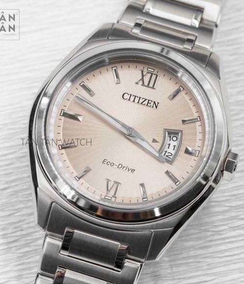 Đồng hồ Citizen AW1100-56W mặt trước