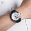 Đồng hồ Citizen BL9000-32A đeo trên tay