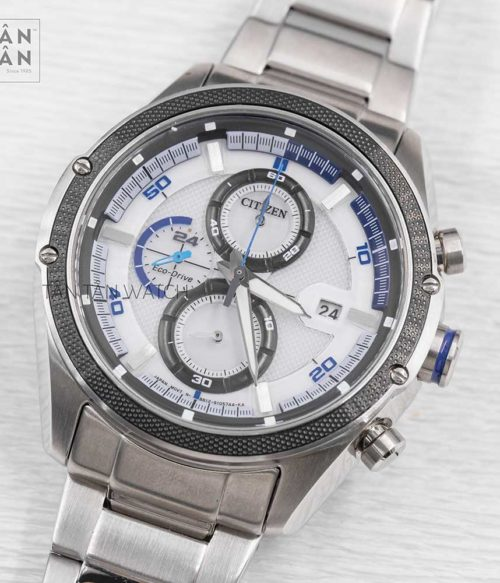 Đồng hồ Citizen CA0120-51A mặt trước