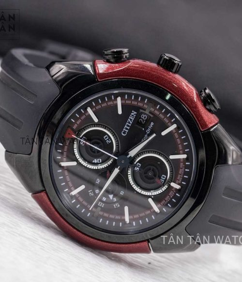Đồng hồ Citizen CA0287-05E mặt trước