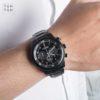 Đồng hồ Citizen CA4035-57E đeo trên tay