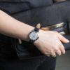 Đồng hồ Citizen EG6005-03D đeo trên tay