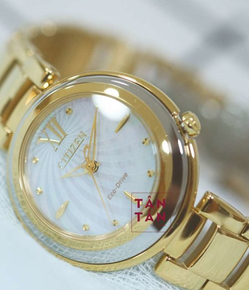 Đồng hồ Citizen EM0336-59D mặt trước