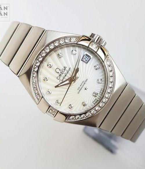 Lịch sử dòng đồng hồ Omega Seamaster lừng lẫy của thương hiệu Omega. 23