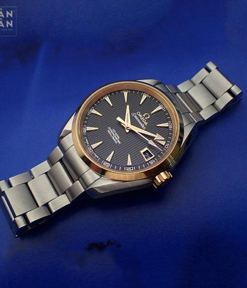 Lịch sử dòng đồng hồ Omega Seamaster lừng lẫy của thương hiệu Omega. 22