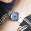 Đồng hồ Citizen EW1780-00A đeo trên tay