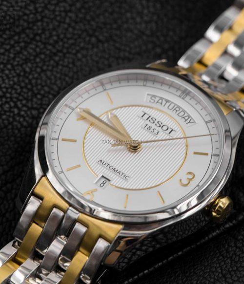 Đồng hồ Tissot T038.430.22.037.00 mặt trước
