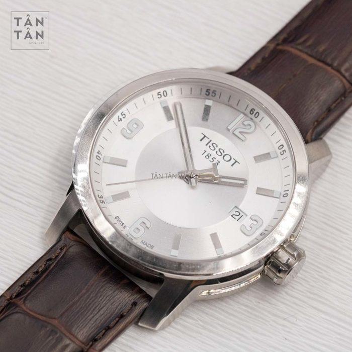 Đồng hồ Tissot T055.410.16.037.00 mặt trước