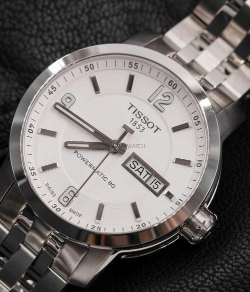 Đồng hồ Tissot T055.430.11.017.00 mặt trước
