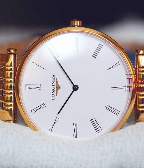 Đồng hồ Longines L4.709.1.11 mặt trước