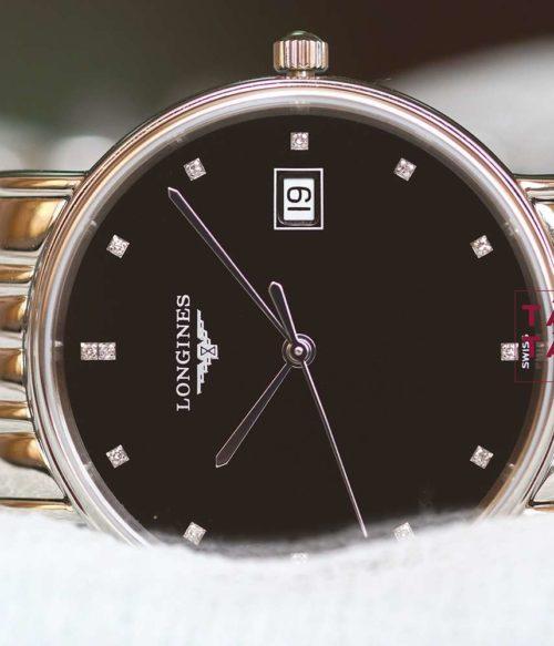 Đồng hồ Longines L4.720.4 .97.6 mặt trước