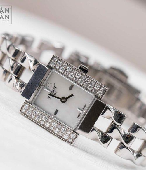 Đồng hồ Tissot T004.309.11.110.01 mặt trước