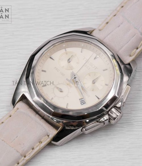 Đồng hồ Tissot T008.217.16.261.00 mặt trước
