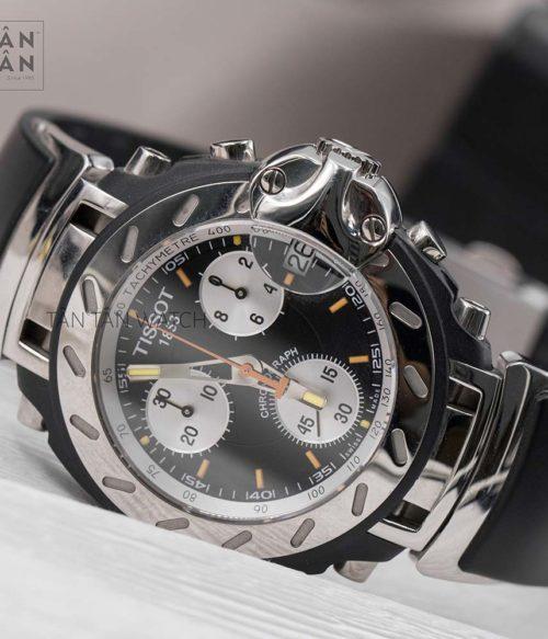 Đồng hồ Tissot T011.417.17.051.00 mặt trước