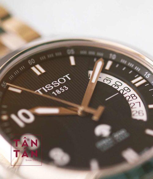 Đồng hồ Tissot T014.421.11.057 mặt trước