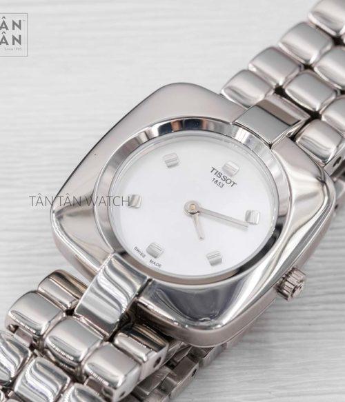 Đồng hồ Tissot T020.309.11.111.00 mặt trước
