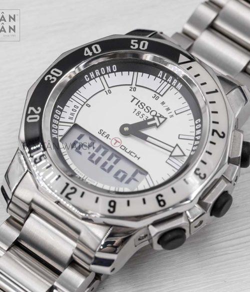Đồng hồ Tissot T026.420.11.031.00 mặt trước