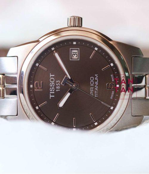 Đồng hồ Tissot T049.310.44.067 mặt trước