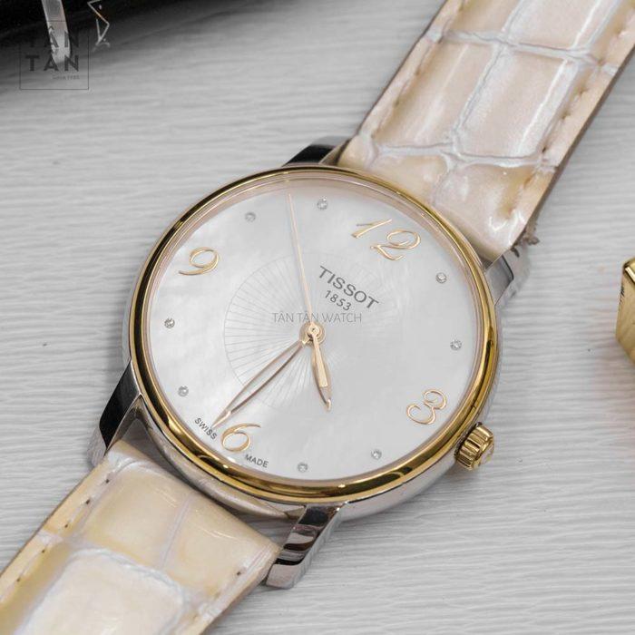 Đồng hồ Tissot T052.210.26.116.00 mặt trước