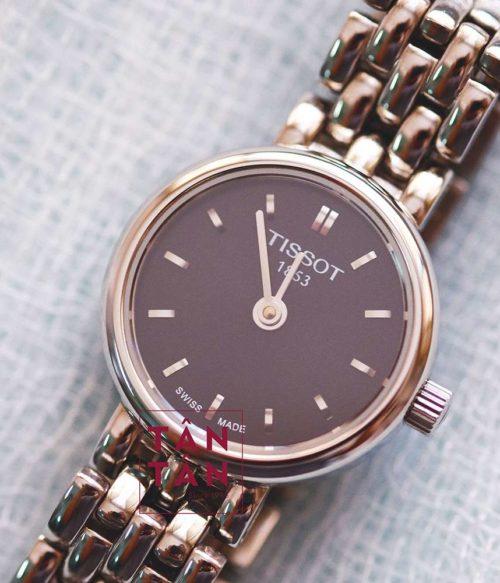 Đồng hồ Tissot T058.009.11.051 mặt trước