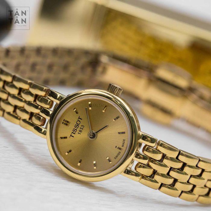 Đồng hồ Tissot T058.009.33.021.00 mặt trước