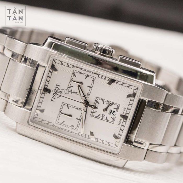 Đồng hồ Tissot T061.717.11.031.00 mặt trước