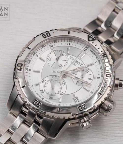 Đồng hồ Tissot T067.417.11.031.00 mặt trước