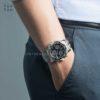 Đồng hồ Tissot T17.1.486.55 đeo trên tay