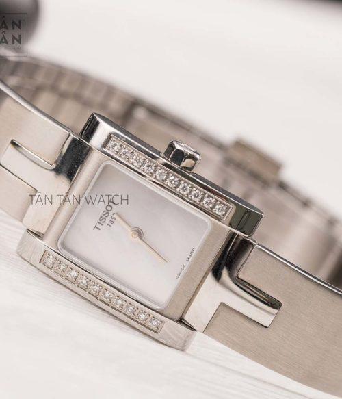 Đồng hồ Tissot T62.1.195.80 mặt trước