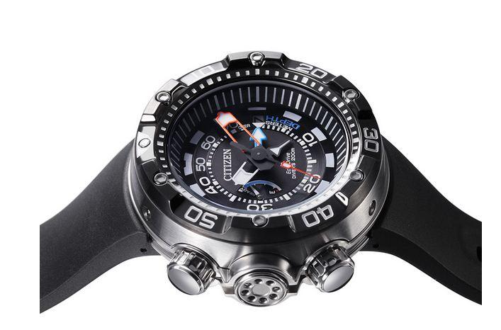 Đồng hồ Citizen Promaster Eco-drive Aqualand