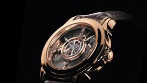 De Ville Central Tourbillon Co-Axial Chronometer