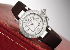 Cartier-Pasha-waterproof-watch