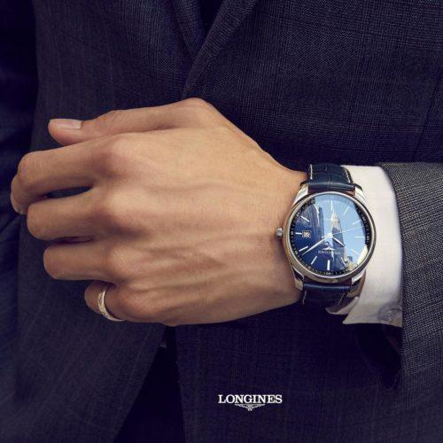 Đồng hồ Longines - Thương hiệu đồng hồ lừng danh thế giới