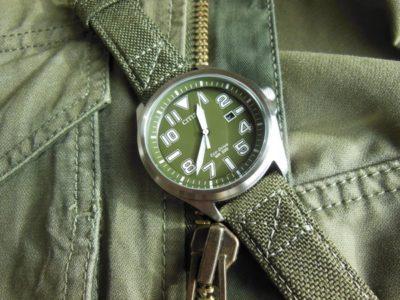 đồng hồ theo style quân đội
