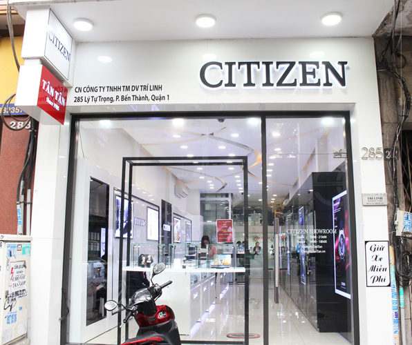 thay pin đồng hồ Citizen Eco-drive