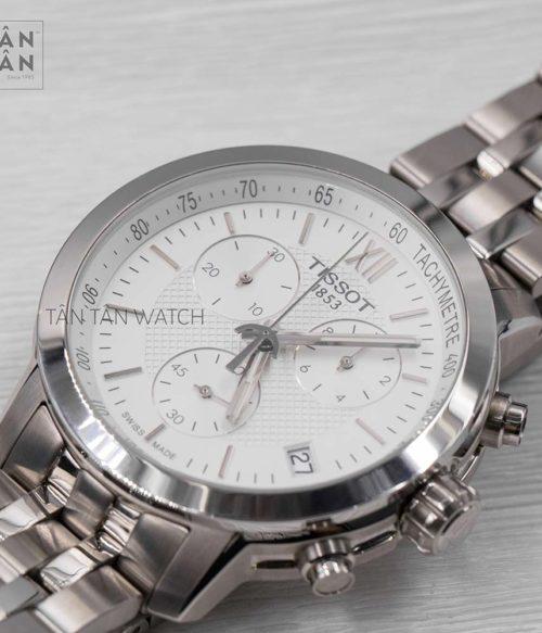 Đồng hồ Tissot T055.417.11.018.00 mặt trước