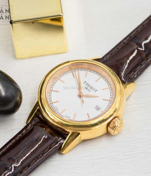 Đồng hồ Tissot T085.210.36.011.00 mặt trước