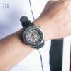 Đồng hồ Citizen JV0000-01E đeo trên tay