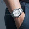Đồng hồ Tissot T014.421.11.037.00 đeo trên tay