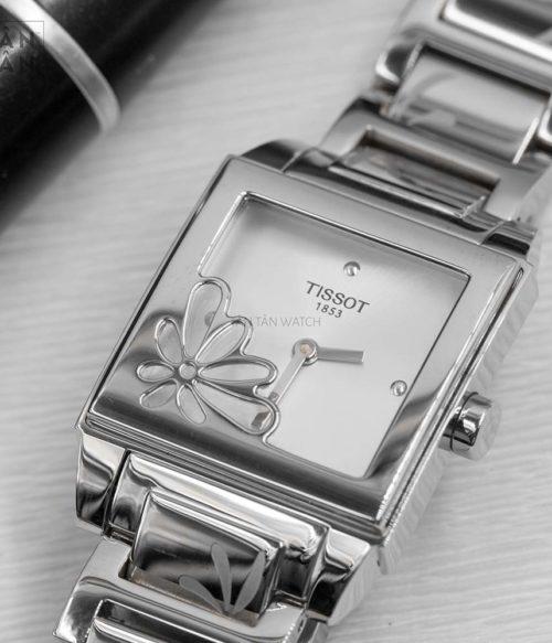 Đồng hồ Tissot T017.309.11.031.00 mặt trước