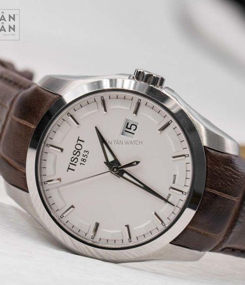 Đồng hồ Tissot T035.410.16.031.00 mặt trước