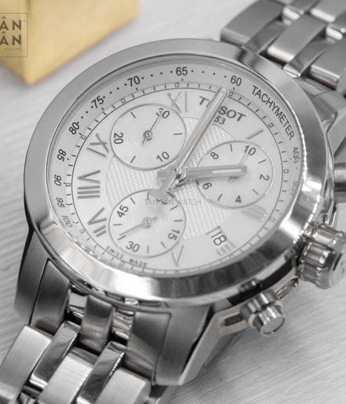 Đồng hồ Tissot T055.217.11.113.00 mặt trước