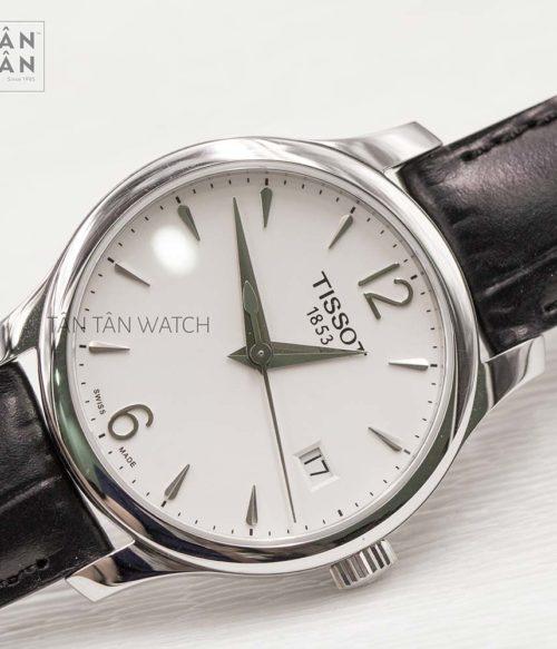 Đồng hồ Tissot T063.210.16.037.00 mặt trước
