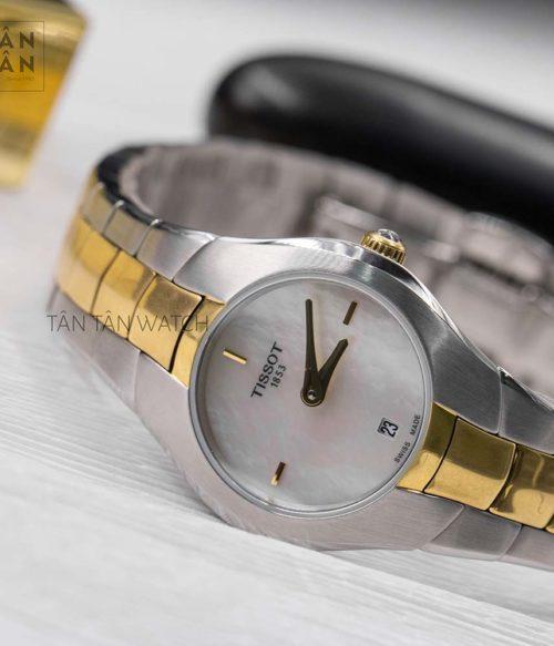 Đồng hồ Tissot T096.009.22.111.00 mặt trước