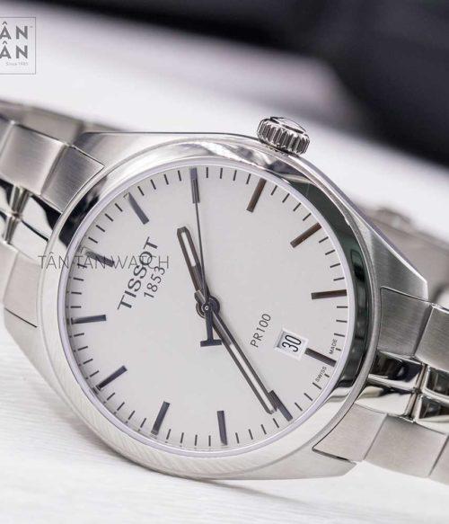 Đồng hồ Tissot T101.410.11.031.00 mặt trước