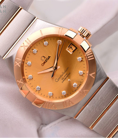Lịch sử dòng đồng hồ Omega Seamaster lừng lẫy của thương hiệu Omega. 21