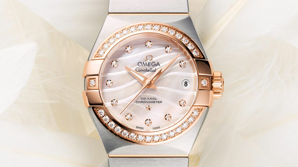 mẫu đồng hồ Omega nổi tiếng