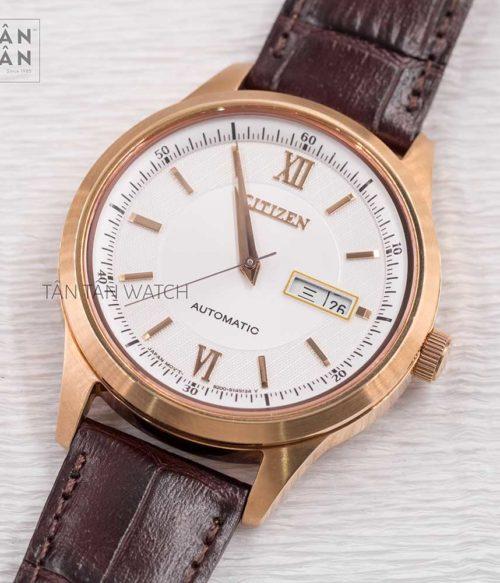 Đồng hồ Citizen NY4053-05A mặt trước