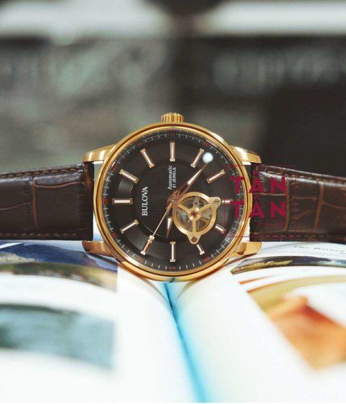 Đồng hồ Bulova 97A109 mặt trước
